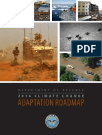 DOD Climate Change Adaptation Plan 2014
