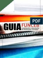 Guia Funceb de Elaboração de Projetos - 2012
