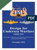 Design for Undersea Warfare
