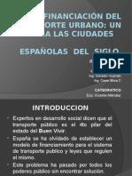 Presentacion Financiacion del transporte en España.pptx