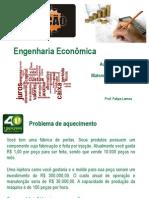 Aula 01 e 02 - Matematica Financeira I