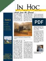 In Hoc - Winter/Spring Issue 2015