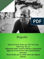 Jackson Pollock Trabajo Sociales Bogdan