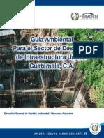 Guía Ambiental para el Control de Infraestructura en Guatemala