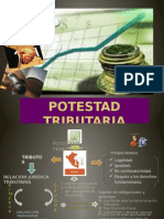 POTESTAD TRIBUTARIA