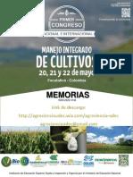 MEMORIAS CONGRESO