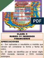 CLASE 5 DEL P.C.F.B.