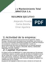 Ingeniería y Mantenimiento Total INMATOSA S