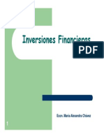 4.- INVERSIONES FINANCIERA