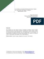 Artigo Grafo-Heurística de Inserção em Grafos na resolução do Problema do Caixeiro Viajante Critérios (1)