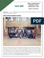 official newsletter of verbum dei, luzon (no 14)