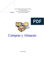 LOGISTICA Compras y Almacen