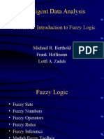Fuzzy Logic Overview