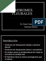 Sd Pleurales