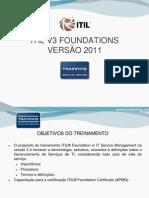 Itil v3 Foundations 2011