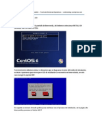 Instalación Centos 6.6