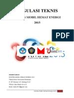 Regulasi Teknis Kmhe 2015