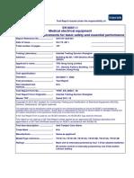 60601-1 Test Report.pdf