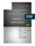 Analisis de Circuitos Electricos y Electronicos CAPITULOS 1 Y 2
