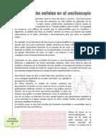 Fourier y las señales en el osciloscopio