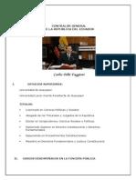 Curriculum Vitae Carlos Polit