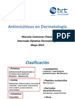Antimicóticos en Dermatología