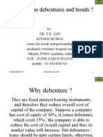 How to Issue Debentures and Bonds
