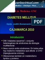 Diabetes Mellitus (Dx y Tratamiento)