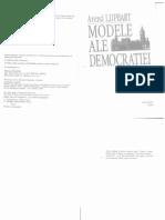 Lijphart Modele Ale Democratiei