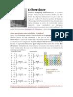 historia de la tabla periodica