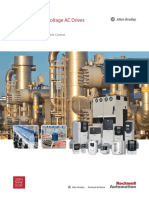 PowerFlex® Low Voltage AC Drives Selection Guide