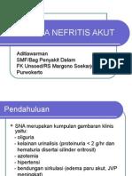 Sindroma Nefritis Akut