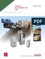 Smart Motor Controllers –  SMC™-3, SMC™ Flex and SMC™-50  Soft Starters Family