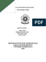 SAP Manajemen Stree (POLI)