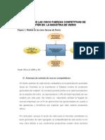 Análisis de Las Cinco Fuerzas Competitivas de Porter en La Industria de Vidrio