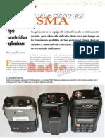 Conector SMA-Radiopractico