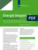 AgentschapNL Folder Milieu Coordinator Gemeente