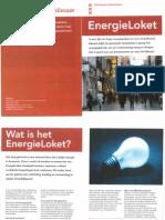 EnergieLoket informatiefolder