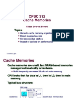 Lecture 11 CacheMemory