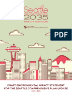 Seattle 2035 DEIS