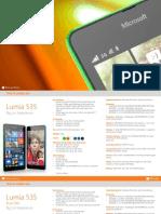 Lumia 535 Brochure