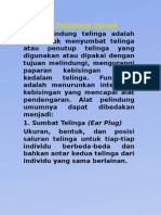 APD Telinga