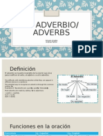 Adverbio/Adverbs