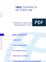 FIDIC Contracts Overview
