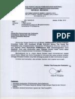Pemberitahuan Penipuan Mengatasnamakan Kementerian PPN Bappenas