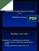 Basin Classification (Arcs)