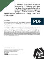 Reseña Joya Cuadernos Antropología UCR 2014