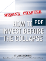 How to Invest Before the Collapse Version B