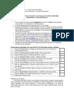 Formular Optionale Anul II Sem I C1 2015-16