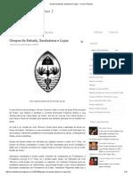 Grupos de Estudo, Santuários e Lojas _ Círculo Tifoniano